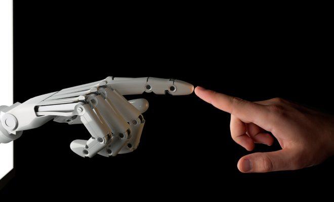 Vergaande samenwerking tussen mens en robot wordt heel gewoon