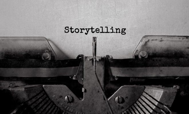 Verhalen vertellen is van alle tijden