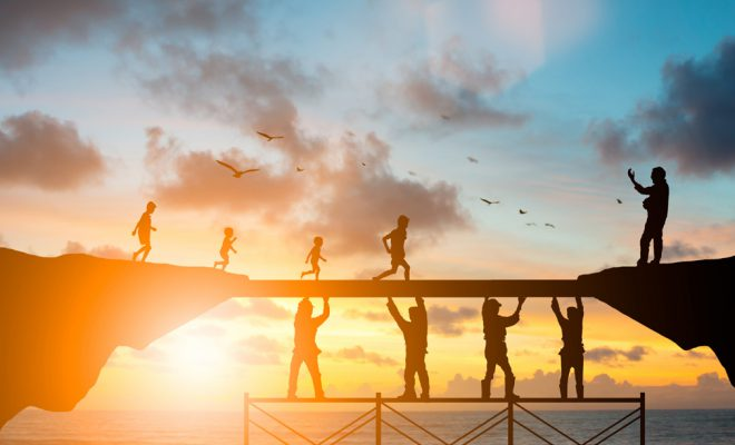 Weg met het management, ruimte voor eigen verantwoordelijkheid